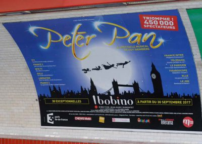 Peter Pan Bobino Metro 4x3