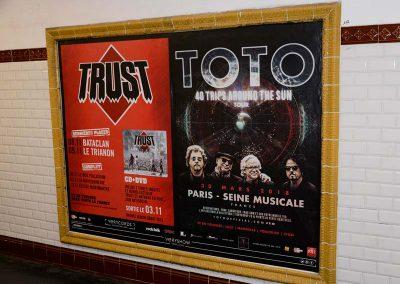 Toto Trust VeryShow Metro