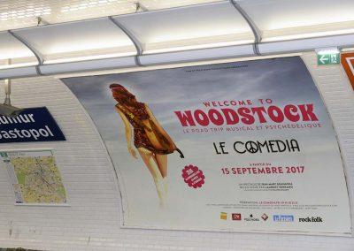Woodstock Metro 562255