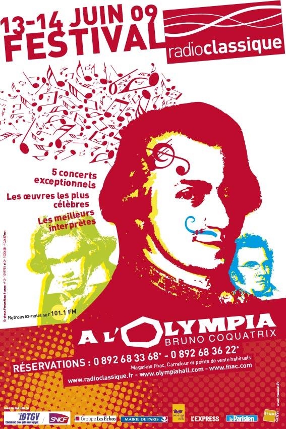 Festivals Radio Classique – Olympia