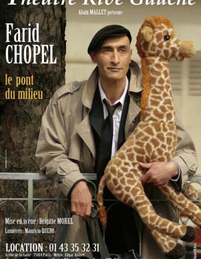 F.CHOPEL Rive Gauche