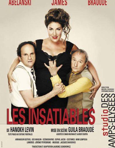 Insatiables 100x150 HD