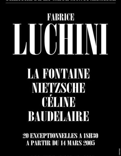 LUCHINI 40X60 GAITE 05