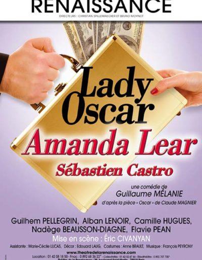 LadyOscar Renaissance 40x60