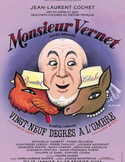 M.Vernet Cochet40x60