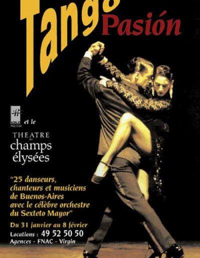 TANGO PASION 1995