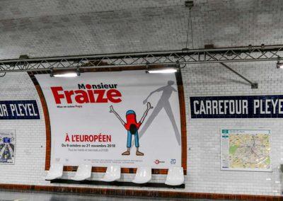 Fraize Metro