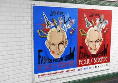 Jean Paul Gaultier Metro