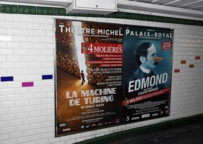 Turing Edmond Metro