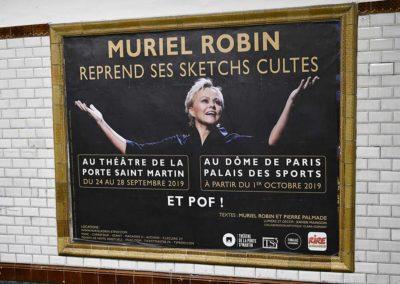 Muriel Robin Couloir