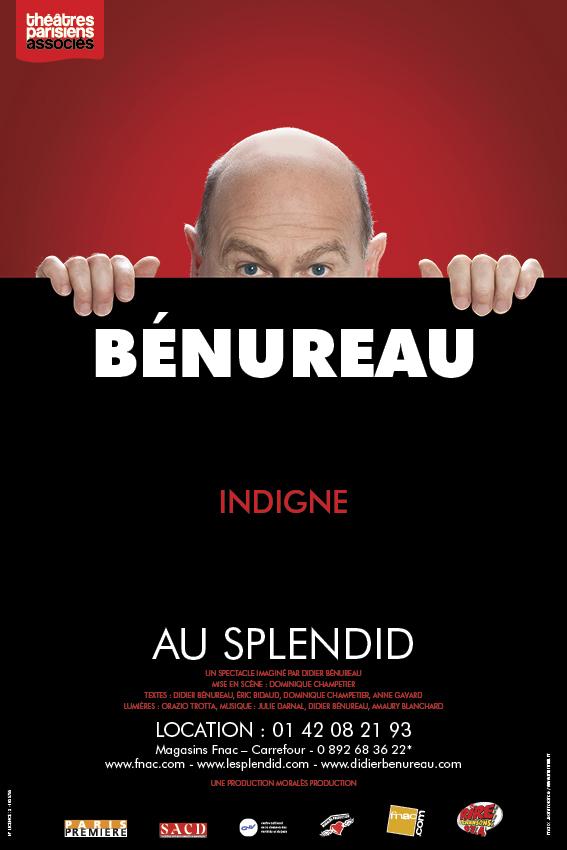 Didier Bénureau - Indigne