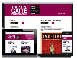 site Gaîté Montparnasse