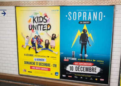 Decibels Soprano Kids united Metro