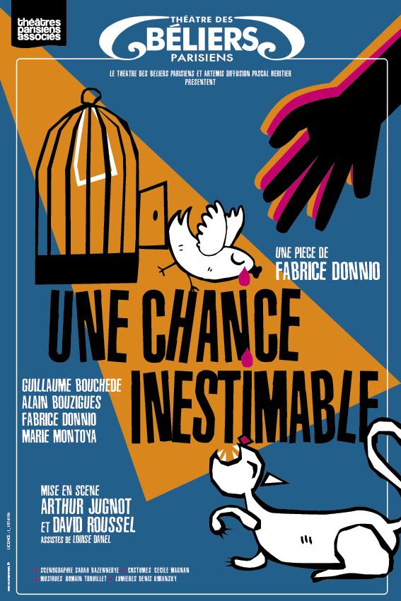Une chance inestimable - Béliers parisiens