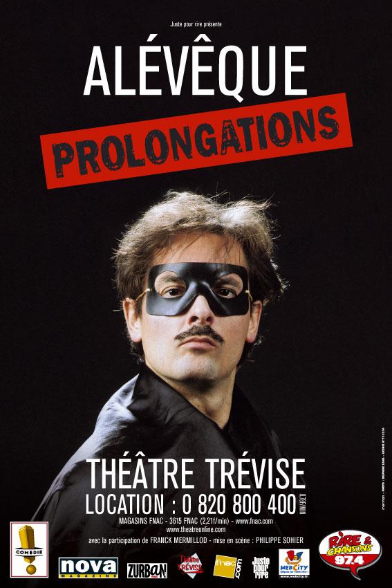 Christophe Alévêque - Trévise