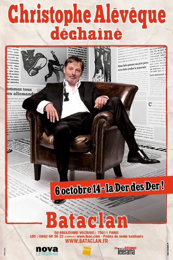 Christophe Alévêque - Déchaîné - Bataclan