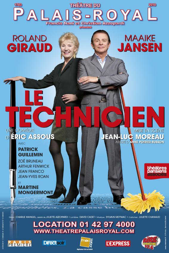 Le Technicien
