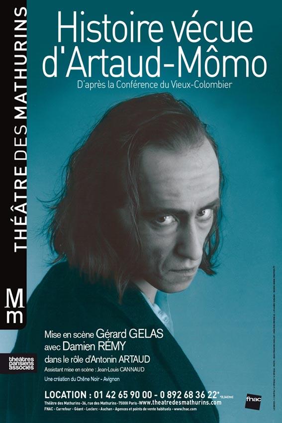 Histoire vécue d'Artaud-Mômo