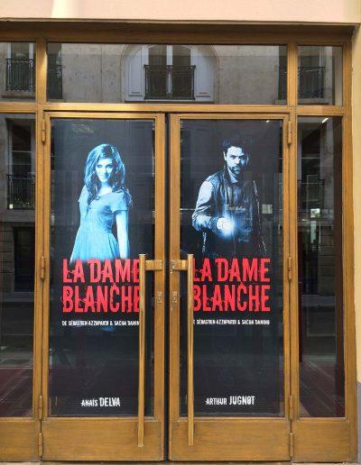 Théâtre du Palais-Royal - Vitrophanies