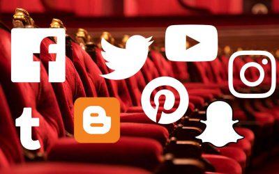 Théâtres et réseaux sociaux en 2017 : et si vous étiez accompagnés ?