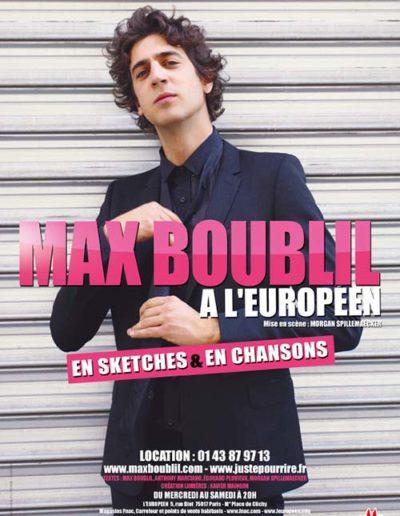 Boublil Europeen 100x150