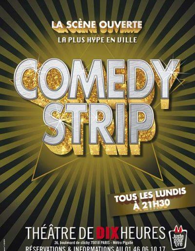 ComedyStrip 10h 40x60