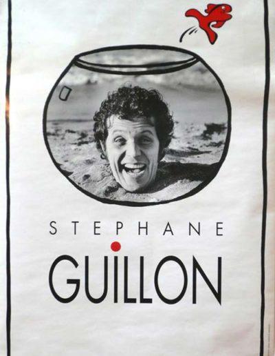 Guillon Tournee 1ereAffiche Bocal