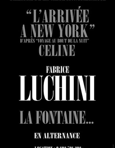LUCHINI 2 SPECTACLES 40X60