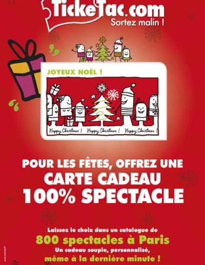 Ticketac 100x150 CartesKdos 2011