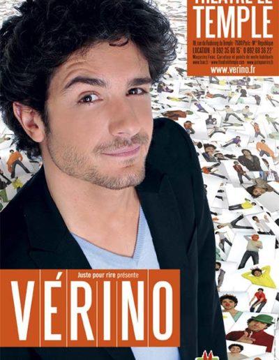 Verino Temple 40x60