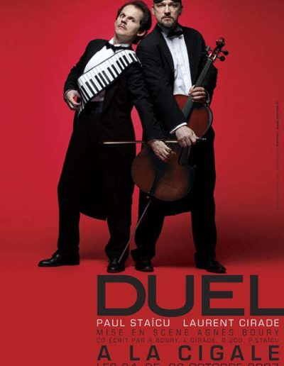 Duel Cigale40x60HD