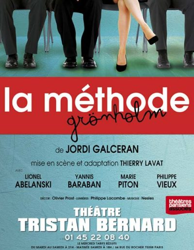 Methode Gronholm AFF 2010