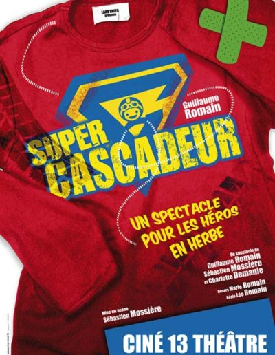 Super Cascadeur 20x30 Hd