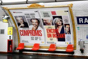 campagne affichage théâtre