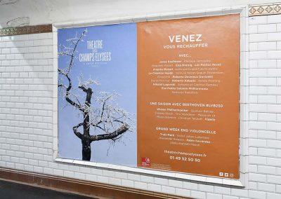 Theatre Des Champs Elysees Metro Janvier 2020