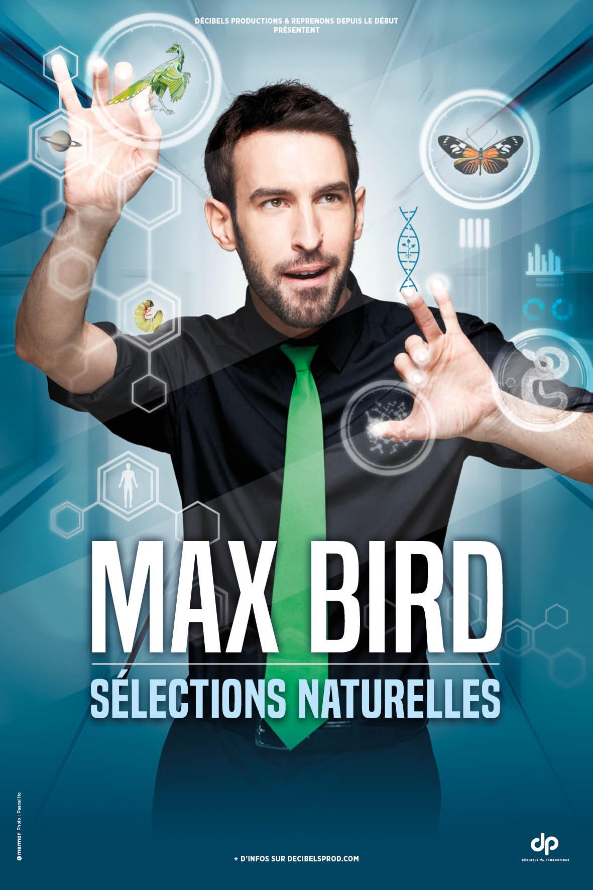 Max Bird - Sélections naturelles